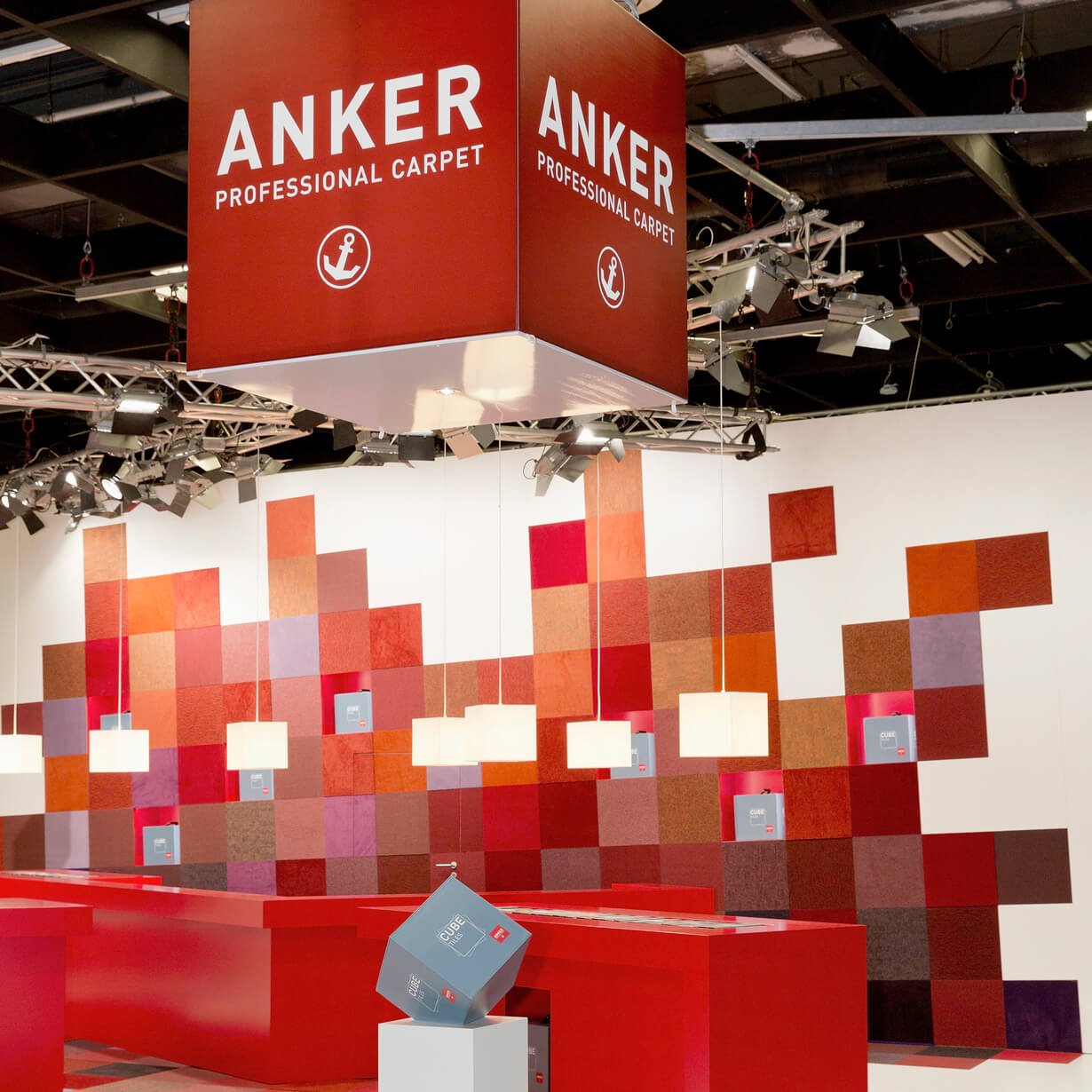 Exhibition Stand Kiosk : Innenarchitektur münchen meierei