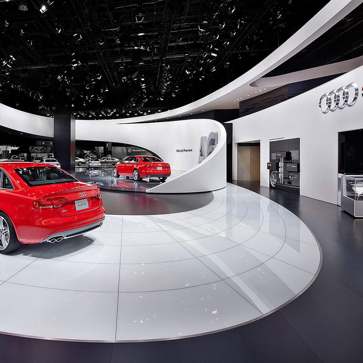 Good Audi Messe Detroit