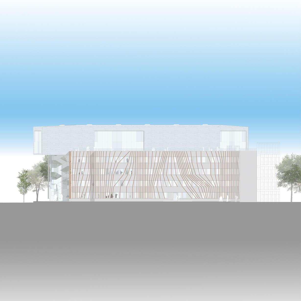 Haus Berge: Innenarchitektur München Meierei